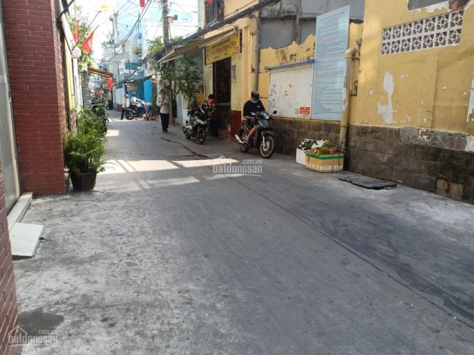 Bán đất tặng nhà 120 triệu/m2 nhà hẻm đường Đoàn Văn Bơ, Phường 14, Quận 4 ảnh 0
