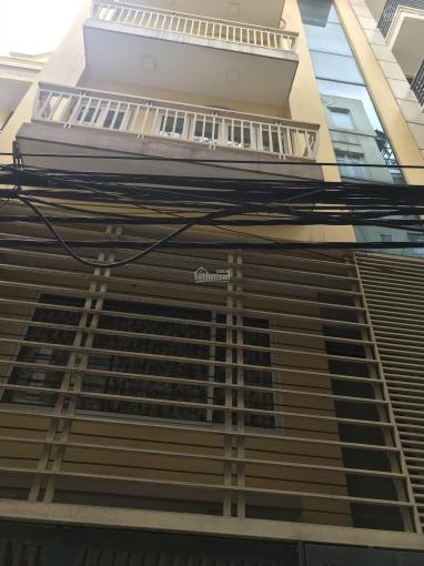 Bán nhà Võng Thị, Tây Hồ phân lô thang máy ô tô tải tránh vào nhà 80m2, 7 tầng, giá bán 19,9 tỷ ảnh 0