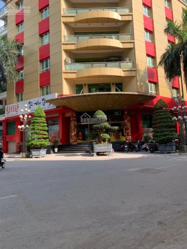 Bán toà nhà 12 tầng mặt phố Dịch Vọng Hậu, Trần Thái Tông, Cầu Giấy. Giá 220 tỷ ảnh 0