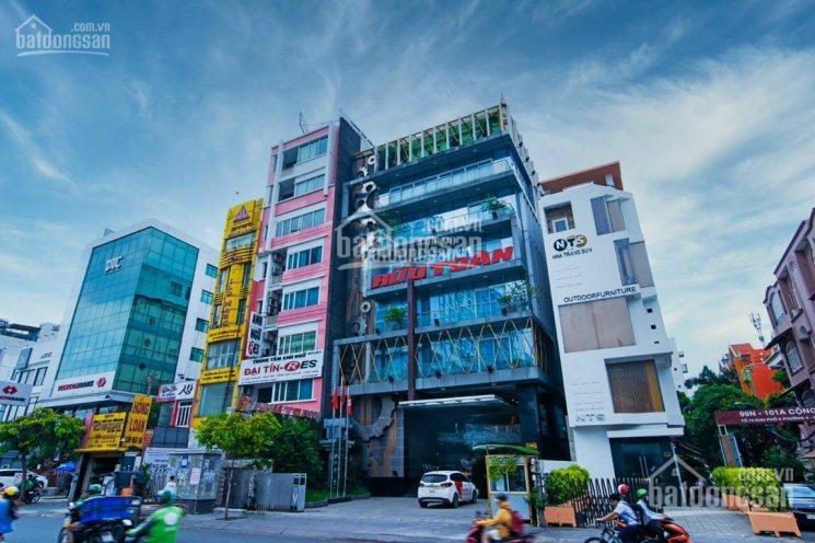 Bán nhà mặt tiền Tôn Thất Tùng, P. Bến Thành, Quận 1, DT: 4.2 x 20m vuông vức nhà 6 lầu thang máy ảnh 0