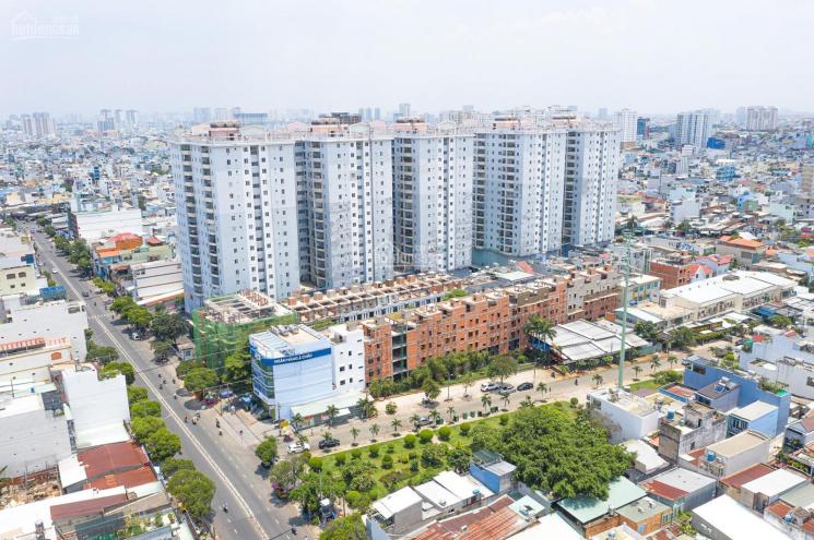 Bán shophouse 130m2 ngay mặt tiền đường lớn Nguyễn Sơn, Quận Tân Phú, xây 1 trệt 5 lầu ảnh 0