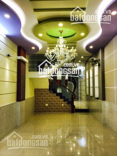 Bán nhà hẻm 160 Bùi Đình Túy P. 12 Bình Thạnh 5x14m, 4 lầu mới, thang máy. Giá 9,3 tỷ ảnh 0