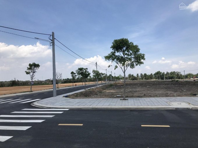Đất ở vị trí trung tâm TP. Dĩ An MT đường Lê Trọng Tấn, kề chợ Việt Lập, An Bình, 80m2 ảnh 0