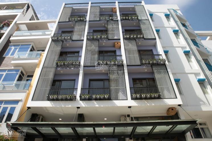 Bán tòa nhà 7 tầng đường Nguyễn Tư Nghiêm, gần Nguyễn Duy Trinh. 10x22m, giá chỉ 39 tỷ ảnh 0
