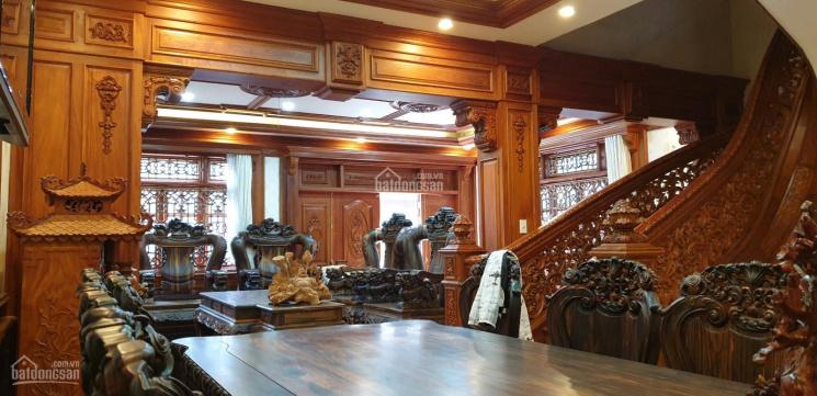 Bán gấp trong tuần! Biệt thự gỗ quý ngay HXH Cộng Hòa, Phường 13, Tân Bình, 12m*25m, giá 40 tỷ ảnh 0