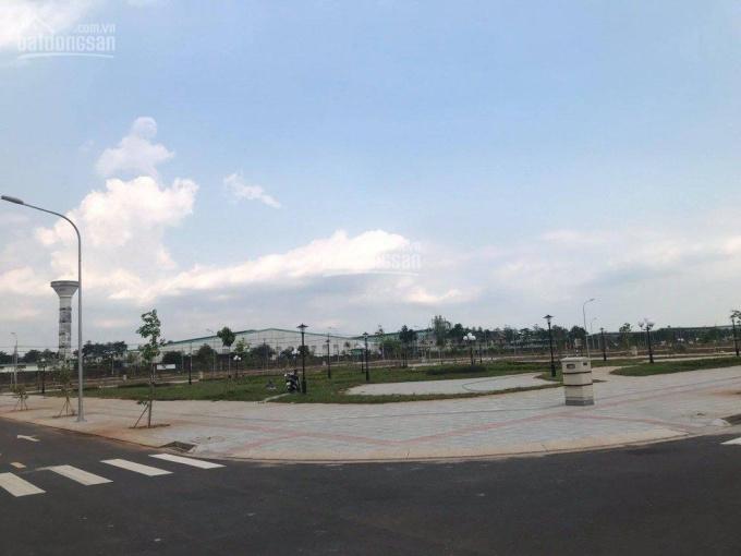 Bán đất thổ cư 100% nằm trong TT TP Dĩ An MT đường Nguyễn Thị Tươi gần KDC Biconsi 80m2, giá 1.5tỷ ảnh 0