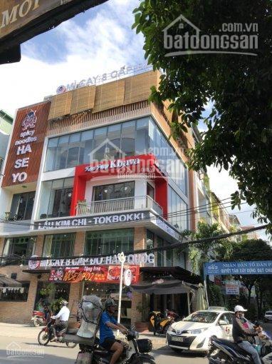 Cần bán nhà 2 mặt tiền Hoàng Văn Thụ, P. 8, Q. Phú Nhuận, DT 6.15x18m NH 10m, 3 lầu, giá bán 33 tỷ ảnh 0