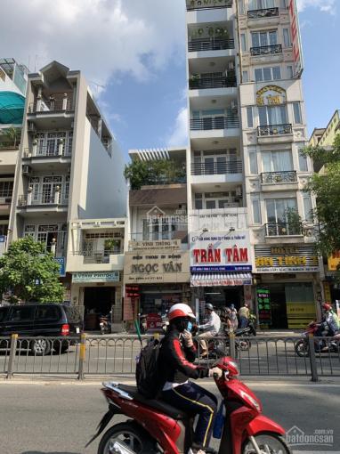 Bán nhà mặt tiền Thuận Kiều, Quận 5 (3.5 x 19m) khu kinh doanh thiết bị y tế ảnh 0