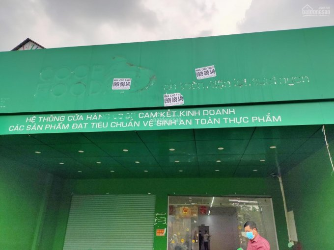 Cho thuê mặt bằng kinh doanh mặt tiền Nguyễn Thị Định, quận 2 9x28m ảnh 0