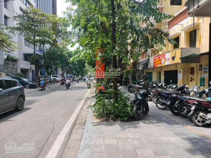 Bán nhà phố Trần Nhân Tông, lô góc, vỉa hè 5m, gần Hồ Thiên Quang, 45m2 x 6 tầng x MT 5m. Giá 28 tỷ ảnh 0