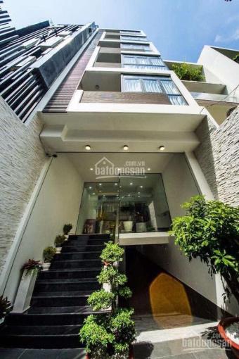 Bán nhà 4 tầng (hẻm 80) Nguyễn Trãi, P3, Q5. DT: 4,7x22m, CN 95m2, 22 tỷ ảnh 0