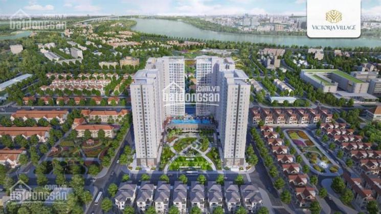 Sở hữu căn hộ Victoria Village mặt tiền Trương Văn Bang tại Đảo Kim Cương, chỉ từ 600 triệu ảnh 0