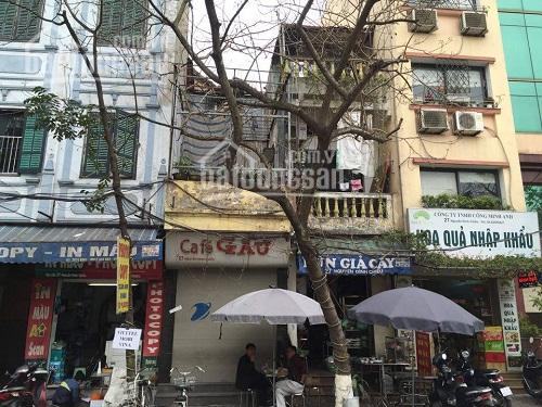 Mặt phố Nguyễn Đình Chiểu - Tô Hiến Thành Vỉa hè, kinh doanh sầm uất, 46m2, 6 tầng, MT 5m giá 28 tỷ ảnh 0