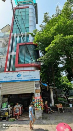 Bán nhà mặt tiền nội bộ Nguyễn Minh Châu, Phú Trung, Tân Phú, DT: 4x19m, đúc 1 hầm 1 trệt 5 lầu ảnh 0