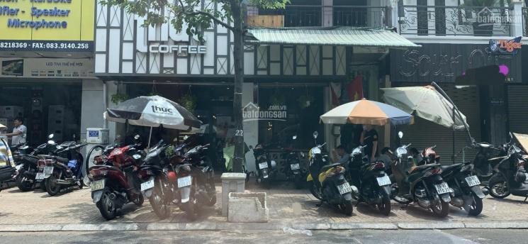 Cho thuê mặt tiền Huỳnh Thúc Kháng P. Bến Nghé Quận 1 DT 7x15 nở hậu 8m lối đi riêng biệt giá 130tr ảnh 0