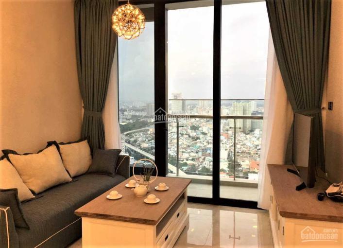 Tận hưởng ngay căn hộ 2PN Vinhomes Ba Son tầng cao view đẹp cần cho thuê giá 19 triệu LH 0903766983 ảnh 0