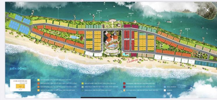 Biệt thự đảo trực diện biển Habana Island, đặc biệt bên biển bên Sông Ray bao đẹp 23.5tỷ 0908113111 ảnh 0