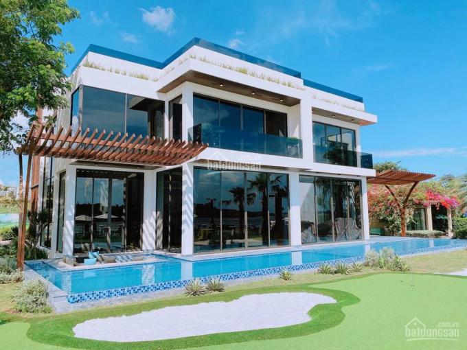 Thanh toán chỉ 20% đến khi nhận nhà, biệt thự NovaWorld Golf Villas ảnh 0
