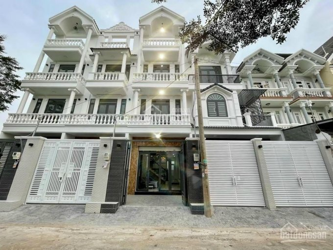 Bán nhà đẹp khu Sài Gòn Mới thị trấn - 4x17m 3 lầu, tặng nội thất - 5.3 tỷ ảnh 0