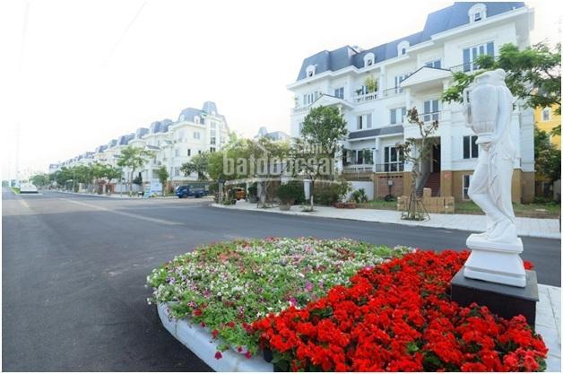 Do thay đổi nhu cầu sử dụng nên muốn bán căn BT nhà vườn 2 mặt đường 21m DT 240m2, LH 0917982468 ảnh 0