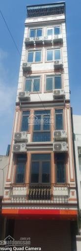 Bán nhà mặt phố Bà Triệu - Hà Đông, KD, văn phòng, 7 tầng thang máy, vỉa hè rộng. Lh 0984672007 ảnh 0