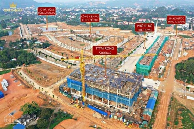 Chính chủ cần chuyển nhượng lô đất dự án Danko City giá siêu hấp dẫn ảnh 0