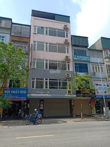 Cho thuê nhà mặt phố Trần Quốc Hoàn, thông sàn, thang máy, chỉ 35tr/th ảnh 0