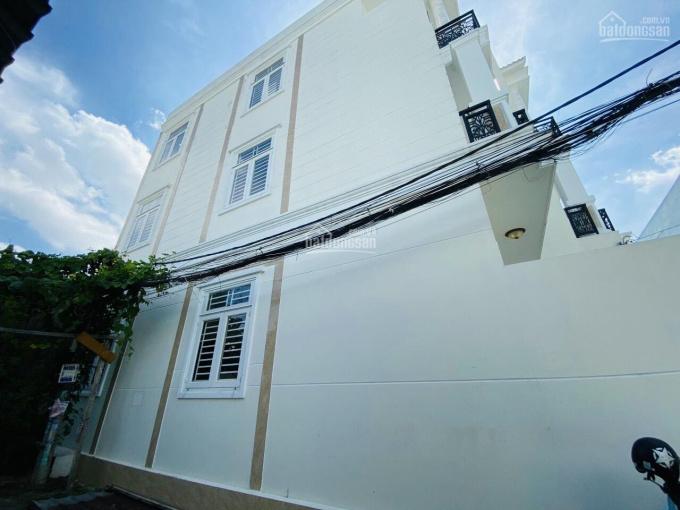 Nhà mới. 1 trệt 3 Lầu Khu Bờ Sông Phạm Văn Đồng, ngay TTTM Giga Mall ảnh 0