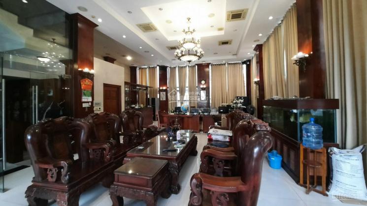Biệt thự tân cổ điển bán gấp khu Trung Sơn, diện tích 12x20m, hầm, trệt, 4 lầu, hồ bơi 43 tỷ ảnh 0