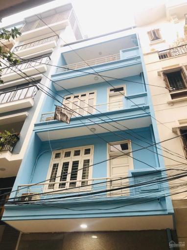 Nhà đẹp phố Trần Quang Diệu DT 50m2x5T, MT 5m sàn gỗ thạch cao đẹp hiện đại giá 28tr/th, 0903215466 ảnh 0