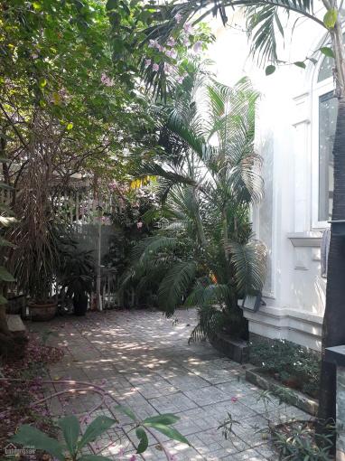 (15tr/tháng - 5PN) Cho thuê nhà biệt thự mini P. Bình Trưng Tây Q. 2, có sân, 3 lầu, giếng trời ảnh 0