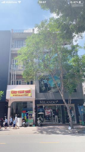 Cần bán gấp nhà mặt tiền Thành Thái, P.14, Quận 10; 4,1x18m; 4 lầu thang máy, giá 26,5 tỷ TL ảnh 0