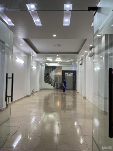 Cho thuê mặt phố Nguyễn Hoàng, quận Nam Từ Liêm, DT 80m2 x 6 tầng, có thang máy ảnh 0