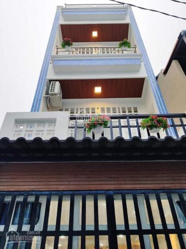 Bán nhà để ở 3 tầng, 5PN, CN: 40m2 (3.5x12m), gía bán chỉ: 6 tỷ HXH Cách Mạng Tháng Tám, P15, Q10 ảnh 0