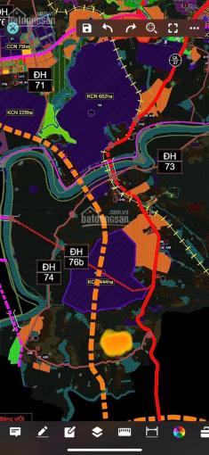 Bán lô đất cổng khu công nghiệp Yên Sơn - Bắc Lũng ảnh 0