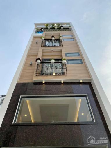 Sản phẩm mới! Nhà góc 2 mặt hẻm Trần Minh Quyền, P11, Q10, 3.1x10m (CN: 31m2), 4 tầng, chỉ: 6.7 tỷ ảnh 0
