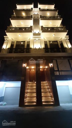Nhà mới 4 lầu, ST, thang máy HXH 6m Hoàng Văn Thụ, Phường 8, Phú Nhuận, DT: 4x12m, giá: 12 tỷ TL ảnh 0