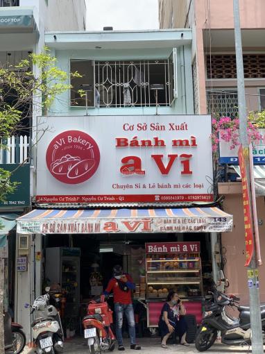 Bán nhà mặt tiền Trần Quang Khải gần Đinh Tiên Hoàng 4.4x16.3m trệt 2 lầu giá 24 tỷ P. Tân Định Q1 ảnh 0