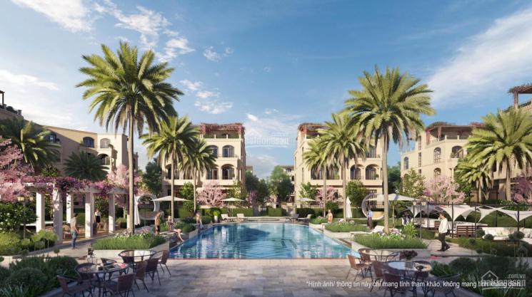 Sở hữu biệt thự biển Phú Quốc dự án Palm Garden Shop Villas PQ - giỏ hàng đẹp từ chủ đầu tư ảnh 0