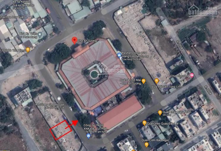 Chính chủ cần bán gấp lô đất 5x20m mặt tiền chợ An Sương, Quận 12, trong KĐT 64 ha, đường 14m ảnh 0