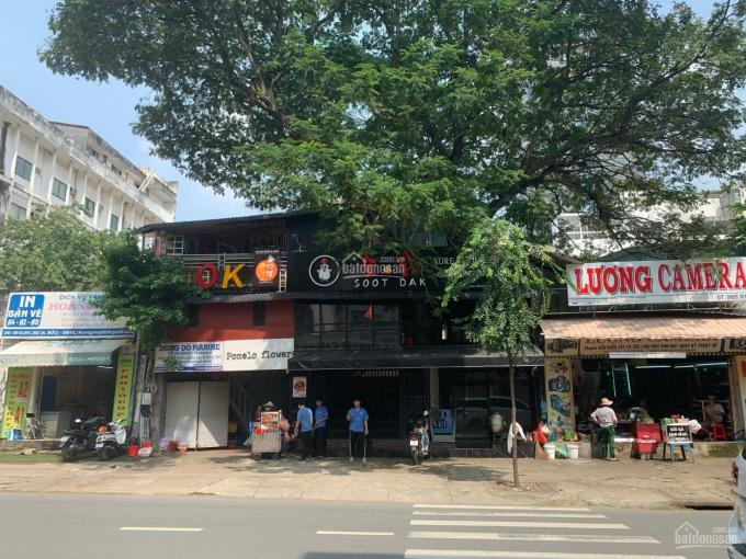 Nhà cho thuê - đường Huỳnh Thúc Kháng Q1 (9x15m) trệt, 1 lầu, thích hợp mở nhà hàng, cafe sân vườn ảnh 0