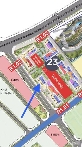 Chính chủ cần bán căn shop đế khu Ruby mặt đường 30m giá đầu tư ảnh 0