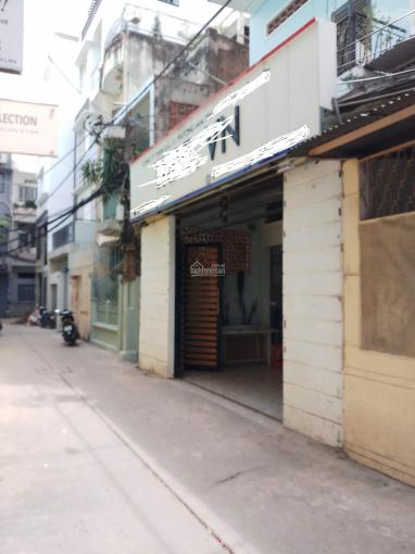 Bán nhà chính chủ đang ở hẻm Lê Thị Riêng, Phường Bến Thành Quận 1, 6x14m trệt lửng 2 lầu đúc ảnh 0