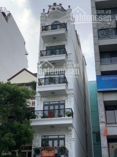 Nguyên căn phố đi bộ 68 Mạc Thị Bưởi, Bến Nghé Q1, 4x25m 7 lầu thang máy, giá 120tr ảnh 0