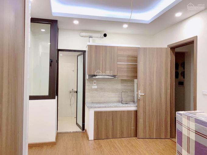 CC cho thuê căn hộ dv như khách sạn tại Hoàng Quốc Việt - 35m2 - 4,5tr/th full nội thất vào ở ngay ảnh 0
