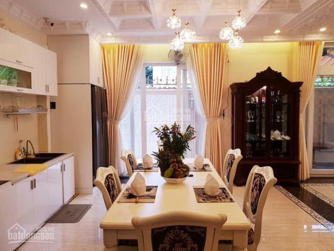 Bán lại căn biệt thự đường Quách Văn Tuấn, P12, Tân Bình 8mx20m nhà 4 lầu giá 25.5 tỷ TL ảnh 0