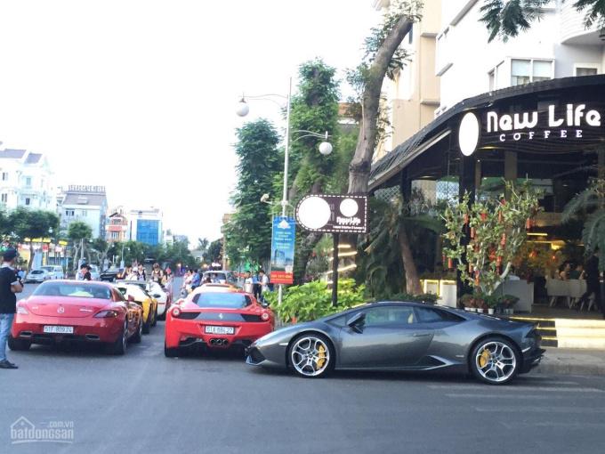 Bán khách sạn góc 2 mặt tiền Bùi Bằng Đoàn, Phú Mỹ Hưng, Q.7 sổ hồng 700m2 giá 78 tỷ LH: 0909591666 ảnh 0