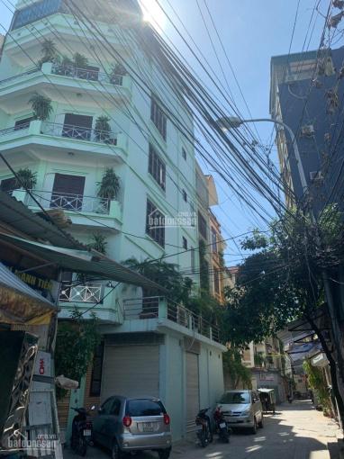 Bán nhà phân lô 105m2, ô tô 6 tầng thang máy ở Nguyễn Khánh Toàn giá 9.8 tỷ LH Phú Trần: 0989585039 ảnh 0