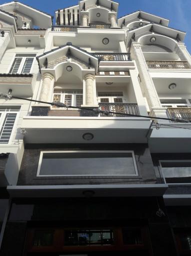 Bán gấp nhà mới đường Cống Lở, 5m x 17m, đúc 4 tấm, hẻm 7m, LH: 0385999222, Tân Bình ảnh 0