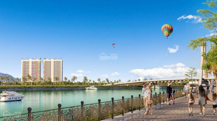 Chỉ 750 triệu sở hữu căn hộ nghỉ dưỡng mặt biển Bảo Ninh, cho thuê 20 triệu/tháng  ảnh 0